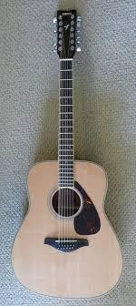 Twelve-string guitar