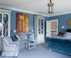 Bedroom Interiors 21 Beautiful Collection Of Colorful Blue Bedroom Interior