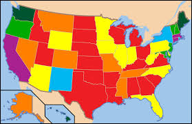 Map For United States by File Same Marriage Map For Usa Svg Wikipedia