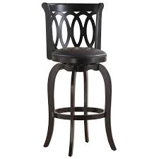 furniture fascinating swivel bar stools with back for kitchen
