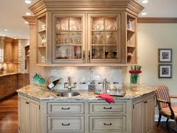 Kitchen Cabinet With Hutch How To Choose Kitchen Lighting Hgtv