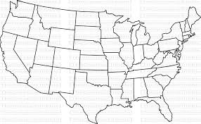 Map Of America With States by Printable United States Maps Outline And Capitals Map Clipart
