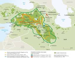 Iraq Syria Map by 40 Maps That Explain The Middle East