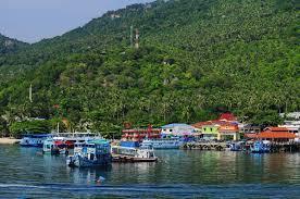 mae haad beach koh tao entry to koh tao village beach u0026 hotels