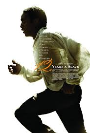 """12 Years a Slave"" is based on real life events of slavery in America."