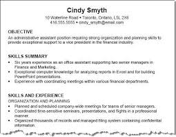 Resume critiques waterloo Quality Resumes