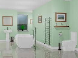 bathroom calming color palette for small modern master bathroom