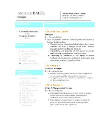 Ms Word Sample Resume by Ms Word Format Resume Resume Latest Format Fascinating Latest