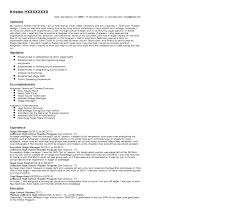 View Resume Samples by Stage Manager Resume Sample Quintessential Livecareer