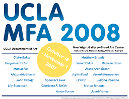 UCLA Department of Art   Exhibitions