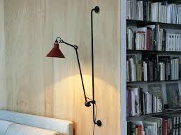 Swing Arm Wall Lamp Wall Mounted Swing Arm Lamp U2014 Jen U0026 Joes Design Adjustable Swing