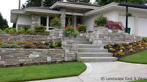 Landscape Design Portland Pueblosinfronterasus - Landscape wall design