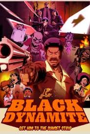 Black Dynamite The Animated Series (2010)