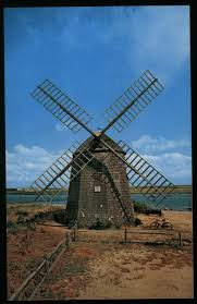 judah baker windmill on the bass river yarmouth ma cape cod