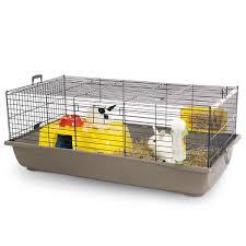 savic nero de luxe 4 rabbit cage on sale free uk delivery