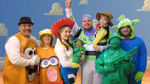 Family Of 3 Halloween Costume by Toy Story Halloween Special Daily Bumps Halloween Special 2015
