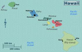 Map Of The Usa by Large Regions Map Of Hawaii Hawaii State Usa Maps Of The Usa