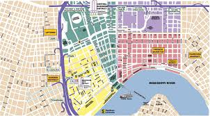 Ninth Ward New Orleans Map by New Orleans Map Adventures Pinterest City Maps