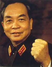 Đại tướng Võ Nguyên Giáp- Một tướng soái lừng danh của thế giới