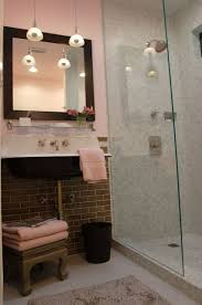 Backsplash Bathroom Ideas Colors 87 Best Pink Bathrooms Images On Pinterest Pink Bathrooms