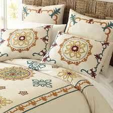 Pier 1 Bedroom Furniture by Riya Suzani Duvet Cover U0026 Sham Pier 1 Imports Furniture