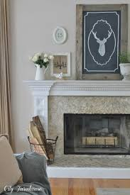 Designing Living Rooms With Fireplaces 35 Best Farmhouse Living Room Decor Ideas And Designs For 2017