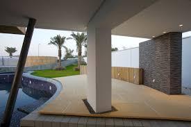 outdoor contemporary flooring over concrete fonky