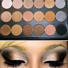 new fashion elegant cosmetics makeup glitter eyeshadow powder make