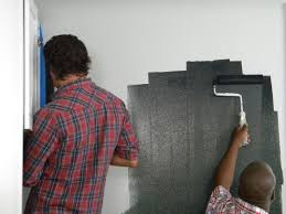 How To Paint Kitchen Cabinets Like A Pro How To Paint A Kitchen Chalkboard Wall How Tos Diy