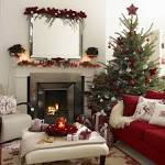 Beautiful home with Determine the Right Christmas Decorations <b>...</b>