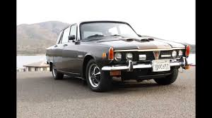 p6 rover 3500 1970 youtube