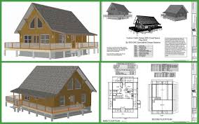 A Frame Cabin Floor Plans With Loft 1000 Sq Ft Cabin Plans With Loft Homes Zone