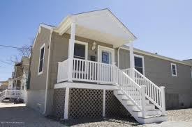 Raised Beach House by Recently Sold Waterfront Homes Ortley Beach Nj