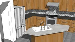 sketchup bathroom remodel