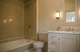 Green Tile Backsplash by Green Subway Tile Backsplash Transitional Bathroom Jamie