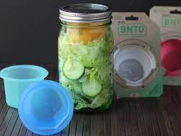 Clever Gadgets Gadgets Use A Bnto To Pack Your Lunch In A Canning Jar Serious Eats