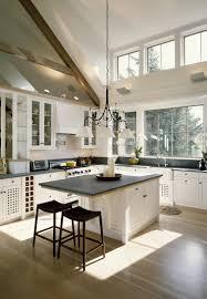 best fresh galley kitchen with center island 17869