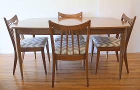 Mid Century Modern Dining Room Tables Picked Vintage