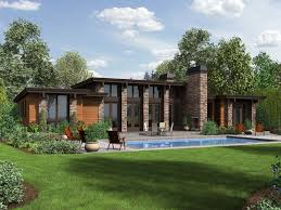 Contemporary Style House Plans Contemporary Ranch House Plans Ideas House Design And Office