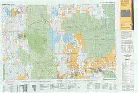 Colorado Unit Map by Co Surface Management Status Steamboat Springs Map Bureau Of