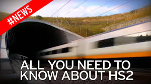 New HS  route for controversial high speed rail line confirmed