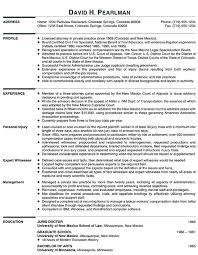 hr profile sample resume University of Minnesota Twin Cities