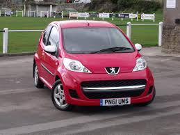 cheap peugeot used peugeot 107 for sale rac cars