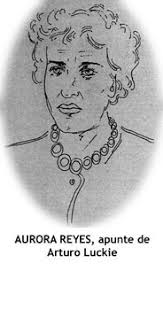 Amo por encima de todo la libertad\u0026quot;, solía decir una de las mujeres insurrectas y estridentes mexicanas, Aurora Reyes, poetisa y pintora. - 291964.a1