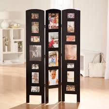 Home Interior Picture Frames by Memories Photo Frame Room Divider Black 3 Panel Walmart Com