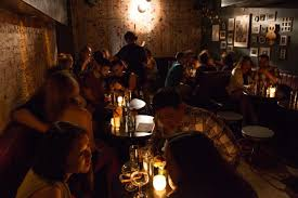 The Absolute Best Downtown Date Bar in NYC Grub Street