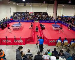 Table Tennis Tournament by 2017 Na Teams Table Tennis Tournament