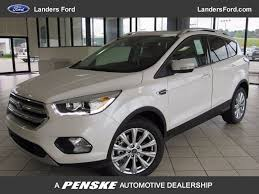 Ford Escape Sport - 2017 new ford escape fwd 4dr titanium at landers ford serving
