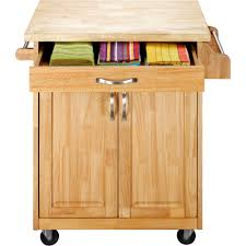 Dolly Madison Kitchen Island Cart Mainstays Kitchen Island Cart Multiple Finishes Walmart Com