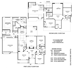 Simple 4 Bedroom House Plans by Small 5 Bedroom House Plans